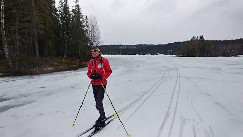 Tom Stensaker kjenner Oslomarka bedre enn de fleste.