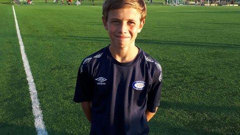 Oliver Johansen Braude er klar for nederlansk fotball.
