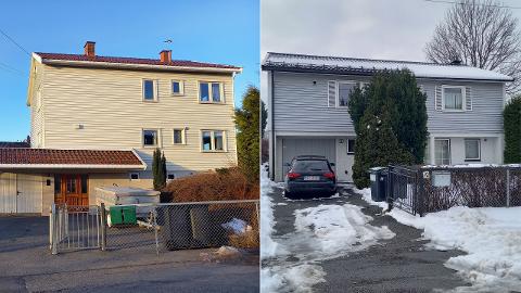 VIL BEHOLDE: Naboer forsøker å holde husene i Årrundveien 8 og 10 fra å rives «før det er for sent».