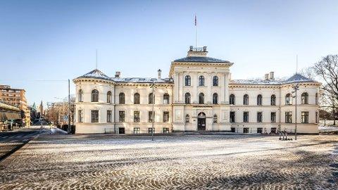 SOLGT: St. Olavs gate 32 ble solgt for 345 millioner kroner, og nye eiere er nå Flakk Gruppen og familien Brendmoe.
