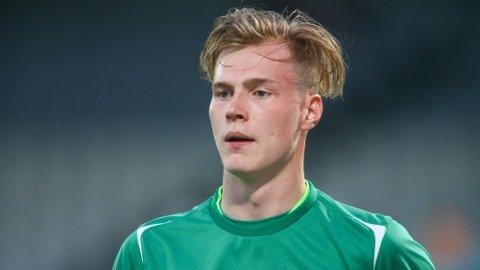 FORLATER VIF: Kristoffer Klaesson er kun små detaljer unna å bli presentert som ny Leeds-spiller. Foto: Christoffer Andersen (NTB)