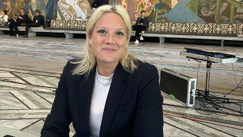 Bystyrerepresentant Aina Stenersen (Frp)