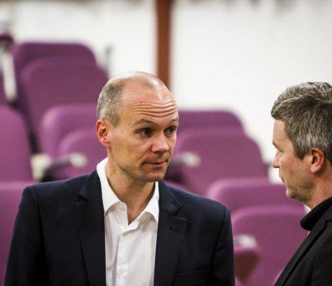 Mongstad-sjef Rasmus Wille