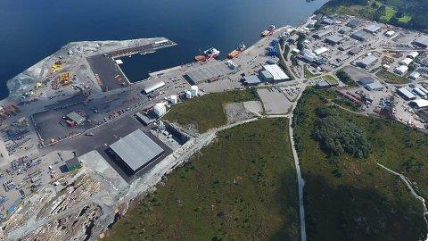 Dei nye eigarane av Mongstadbase, Asset Buyout Partners, har store planar om å bygga ut området vidare.