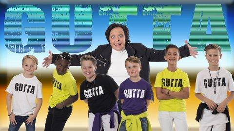 Barbro Wiig Sulebakk er klar med ein glad sommarlåt som gruppa Gutta no spelar inn.