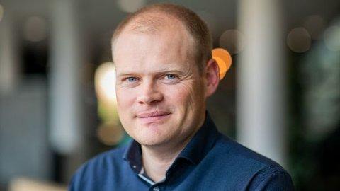 Radværingen Håvard Tjore har starta som regional toppsjef i milliardselskapet Skanska.