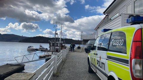 Fredag organiserte politiet i Nordhordland søk saman med frivillige og Røde kors.