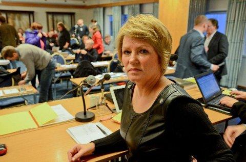Fauskeordfører Siv Anita Johnsen Brekke forteller at sammenslåingen er noe kommunen har ønsket.