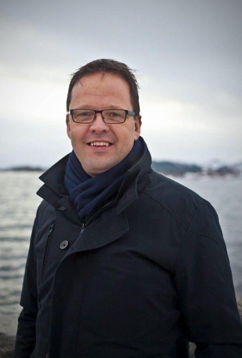 Sigvald Rist, administrerende direktør i Lofotprodukt AS.