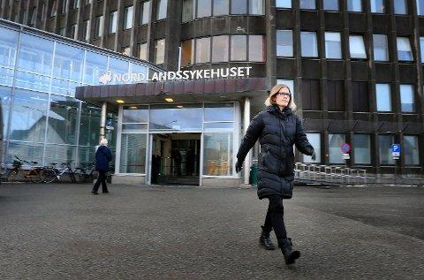Fikk kreft: Christine K. Nordgård anmeldte Nordlandssykehuset for å ha oversett kreftforstadier i flere år.