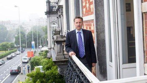 Direktør i Nord-Norges Europakontor, Trond Haukanes, vil vise rådgiverne fra Europaparlamentet hvordan kulturen, næringslivet og klimaet er i Nord-Norge.