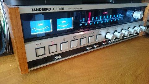 Tandberg FM radio