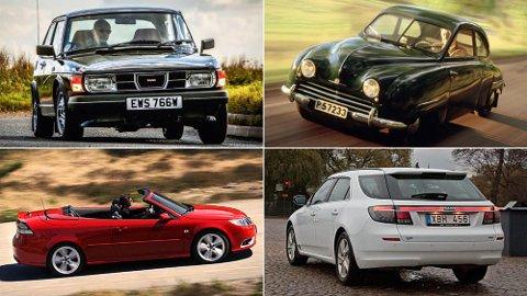 Saab har mange fine og morsomme biler på samvittigheten. Og noen rare...