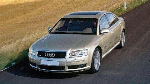 Audi A8 har vært på markedet i noen år nå. Det gjør noe med prisene på luksusbilen.