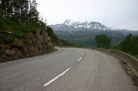 Omklassifisering: Tjernfjellunnelen vil erstatte en farlig veistrekning og en flaskehals langs Rv 77 mellom Saltdal og Arjeplog i Sverige. I den forbindelse ønsker ordførerne i de respektive kommunene å gjøre Riksvei 77 om til Europavei.