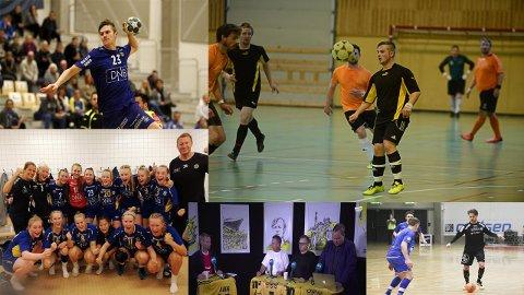 Superhelg: Få med deg futsal, håndball, grendecup og Studio Glimt i helgen.