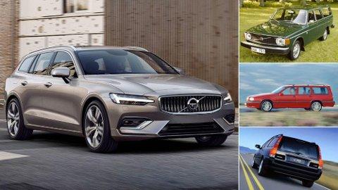 Herregårdsvognene fra Volvo her både en suksessfull og tradisjonsrik historie i bagasjen. Det stiller krav høye til nye Volvo V60.