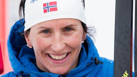 LANGRENNSDRONNING: Norges langrennsdronning Marit Bjørgen. Foto: Berit Roald (NTB scanpix)