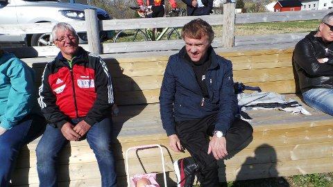 Legender i solskinnet - Terje Hansen og Kurt Hardy