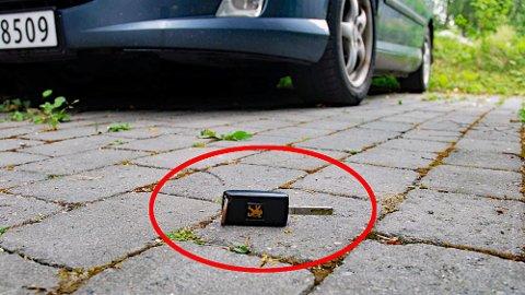 Uten bilnøkkelen kommer du ikke langt - blir den borte kan du være i skikkelig ferie-trøbbel.