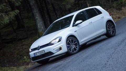 VW sluttet å selge Golf i GTE-utgave. Dermed var det slutt for Golf som Norges mest solgte bil.