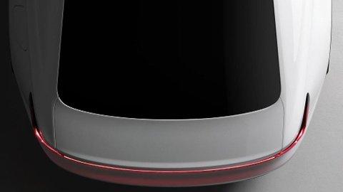 I 2020 kommer den første helelektriske bilen til Polestar. Dette er første smakebit.