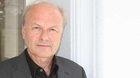 PSYKIATER: Finn Skårderud mener folk misbruker ordet «sliten».
