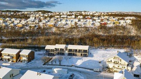 23 av de 30 leilighetene på Støver er nå solgt. Ifølge megler Georg R. Paulsen vil prosjektet være utsolgt innen påske.