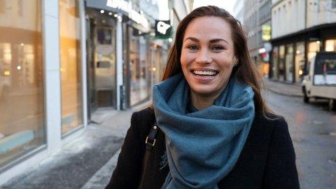 Cecilie Tvetenstrand, forbrukerøkonom i Danske bank, forteller at det er flere grep du kan ta for å få det boliglånet du ønsker deg, og ryddig økonomi er viktig.  Foto: Nina Lorvik (Mediehuset Nettavisen)