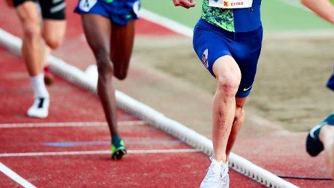 Mesterskap: Se UM i friidrett i helgen.