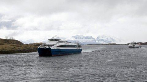 Lei: Nå har både passasjerene og fylkeskommunen fått nok av innstillinger og båter som ligger til kai.