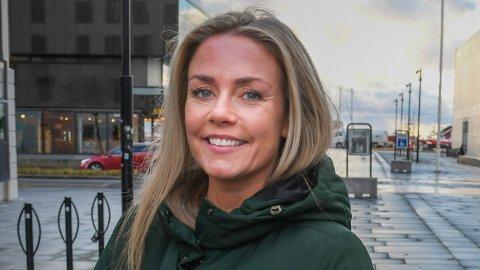 Veronica Kåring gleder seg til å invitere til kulturfest i Bodø sentrum til høsten.