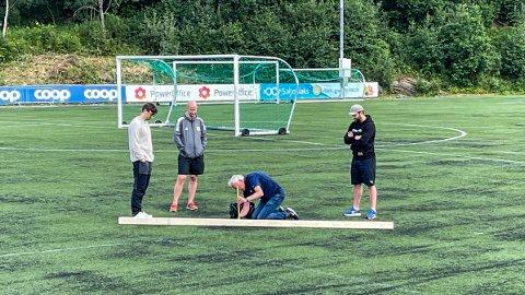 Til helga skal Glimt og Junkeren - etter planen - møtes til cupkamp i Stordalen.