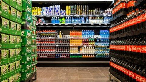 SALGSØKNING: Ringnes har økt salget av brus og øl kraftig siden normalsommeren 2019.  Foto: Berit Roald (NTB)