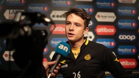 Håkon Evjen er, etter det AN kjenner til, en av flere spillere Bodø/Glimt jobber med å hente til klubben.
