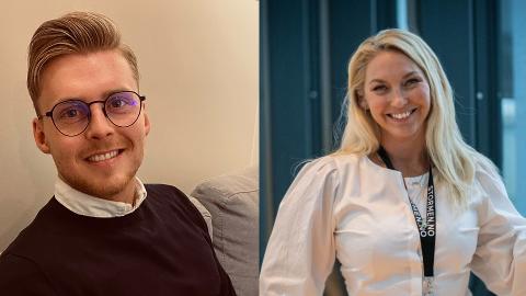 Steile fronter: Bodø Nu og nyhetsleder Truls Naas  hevder Tina Andersen kom med trusler om juridiske konsvekvenser. Det får Stormen-ledelsen til å reagere sterkt.