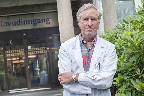 Professor ved KK Ole Erik Iversen mener den nye HPV-vaksinen som er på trappene kan bidra til å utrydde livmorhalskreft på sikt.