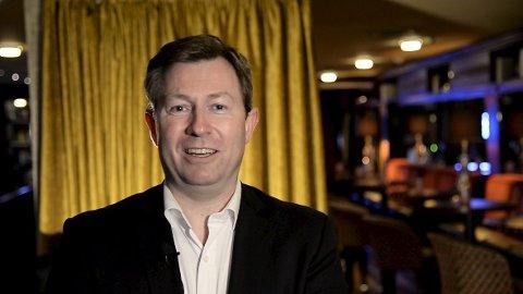 NAVN: Anders Nyland Stilling: Sjefredaktør i Bergensavisen