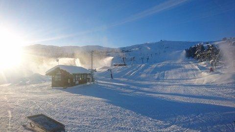 Furedalen åpner rekordtidlig ski vinter