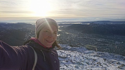 Heidi Torkildson Ryste (38) fikk tarmkreft for snart tre år siden. Hun setter stor pris på hjelpen familien fikk.