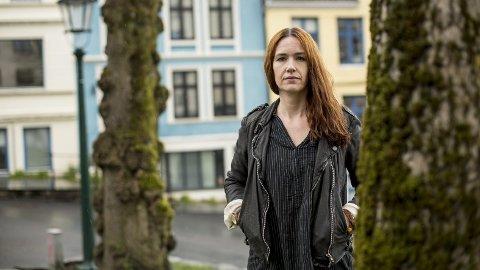 FORBANNET: Sunniva Svensson (38) hadde bare noen dager igjen av den seks uker lange praksisperioden på                                             Arna Helseheim da hun ble sendt på dør. Nå har hun fått støtte i at hun ikke har brutt taushetsplikten. FOTIO: EIRIK HAGESÆTER