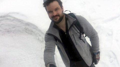 – Jeg bruker det meste av fritiden på byfjellene. Derfor var det veldig naturlig for meg å ta fatt på dette, sier Mikael Sletten.