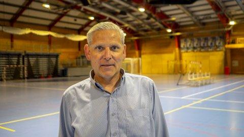 Ketil Nystad, styreleder i Stiftelsen Framohallen.