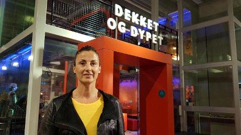 Økonomi Hanne Grete Ringstad ved Bergen Vitensenter er fornøyd med at momssaken er løst. FOTO: VILVITE