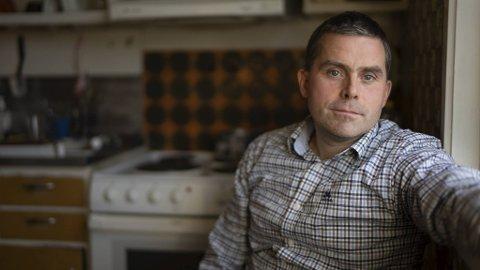 David Toska (44) har latt seg intervjue for første gang siden det fatale Nokas-ranet.