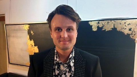 Kevin Vågenes har vært i USA i over en måned. Snart står mer «Parterapi» for tur.  Foto: Harald Fjelddalen/Nettavisen