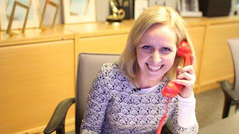 Ingrid Roterud Mathisen er vinneransvarlig i Norsk Tipping.