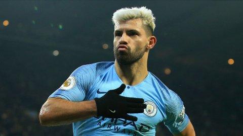 Det er flott odds på at Sergio Agüero blir toppscorer i Premier League denne sesongen. Tør du å satse pengene på argentineren?