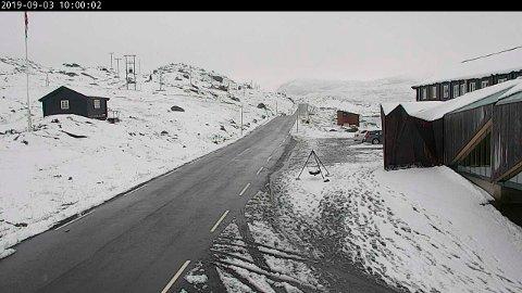 Det er sendt ut gult farenivå for fjellet i Sør-Norge. Det ventes mye snø fra torsdag til lørdag