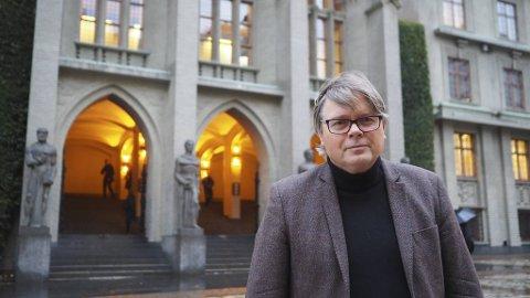 Arne Henriksen har søkt på ny jobb i Gulating lagmannsrett.
